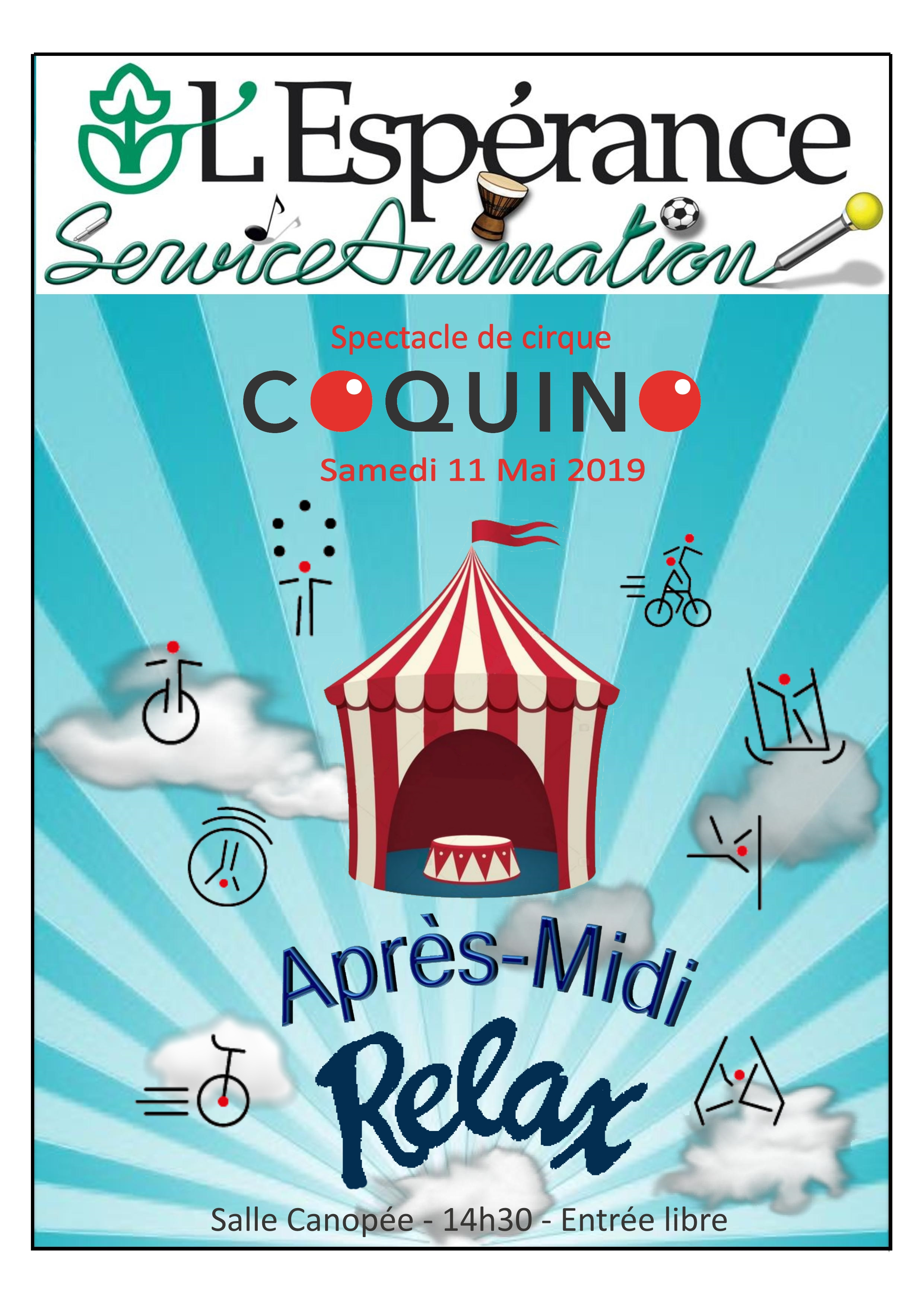 Spectacle coquino