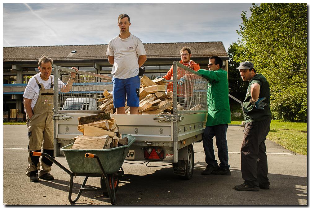 L 39 esp rance etoy les ateliers bois de feu - Coupe de bois de chauffage sur pied a vendre ...